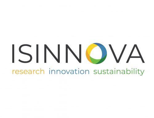 Celebrating 50 years of ISINNOVA with a new brand identity